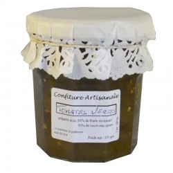 Green Tomato Jam - Online French delicatessen