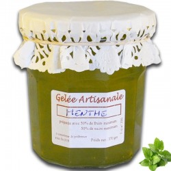 mint jelly  - Online French delicatessen