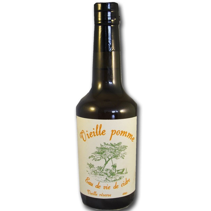 Vieille Pomme - calvados - épicerie fine en ligne