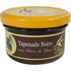 Tapenade De Aceitunas Negras - delicatessen francés online