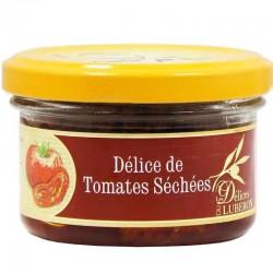 Heerlijke gedroogde tomaten