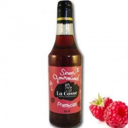 Raspberry syrup - Online French delicatessen