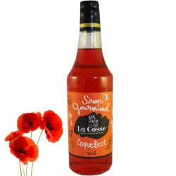 Poppy syrup - Online French delicatessen