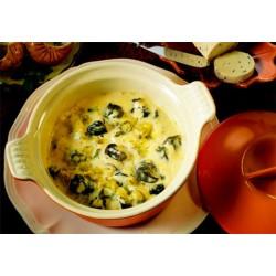 cassolette de caracoles con mantequilla trufada - delicatessen francés online