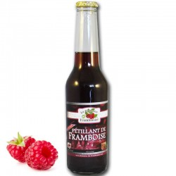Small sparkling Raspberry...