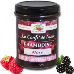 Confiture Framboise-Mure