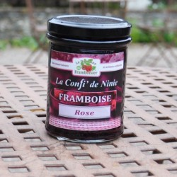 Confiture Rose - Framboise