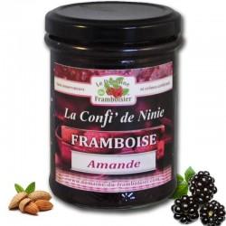 Confiture Framboise - Amande