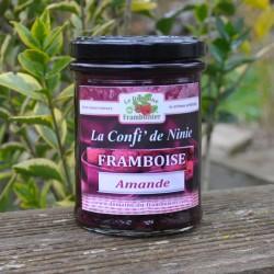 Raspberry and Almond jam - Online French delicatessen
