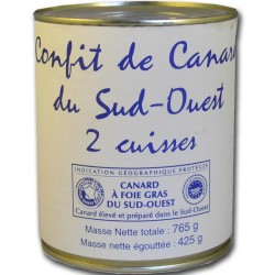 Confit di anatra - Gastronomia francese online