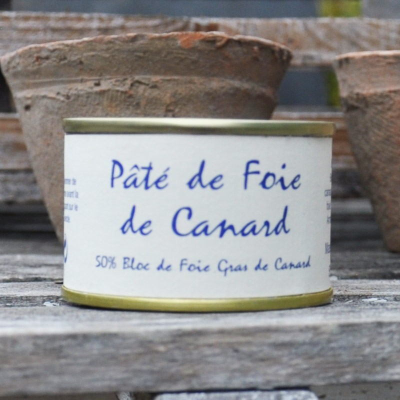 Duck liver pate - Online French delicatessen