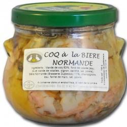 Hahn mit normannischem BierOnline französisches Feinkost