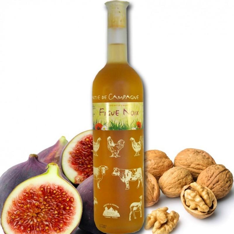 Voorgerecht Fig noten