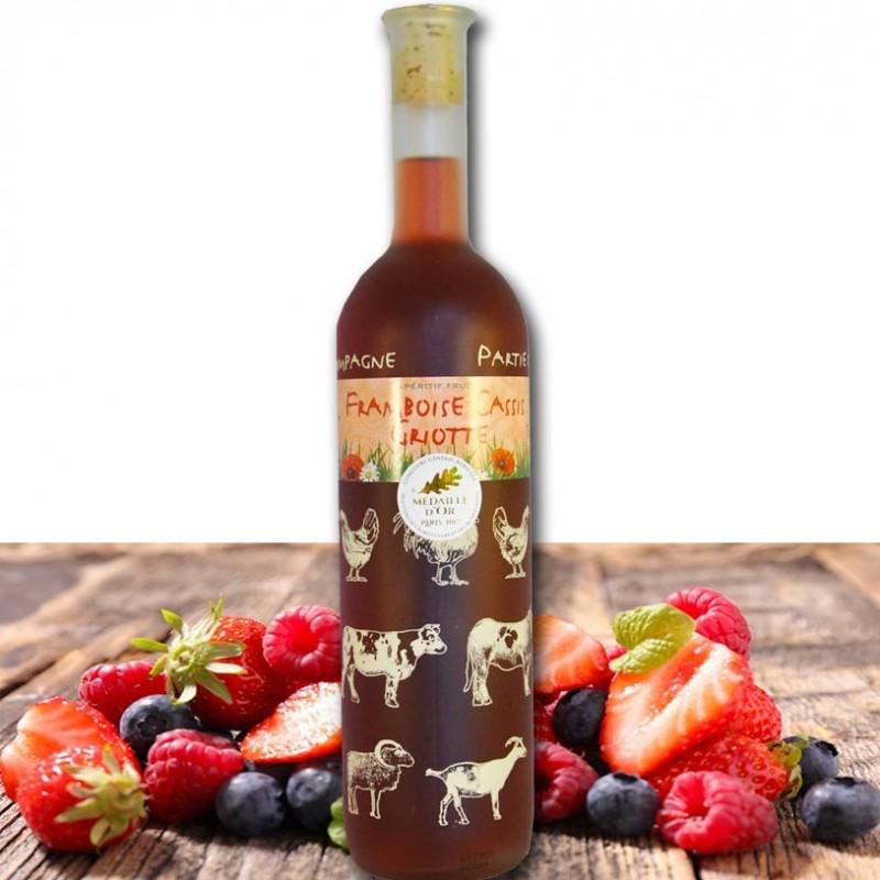 Aperitif rote Früchte- Online französisches Feinkost