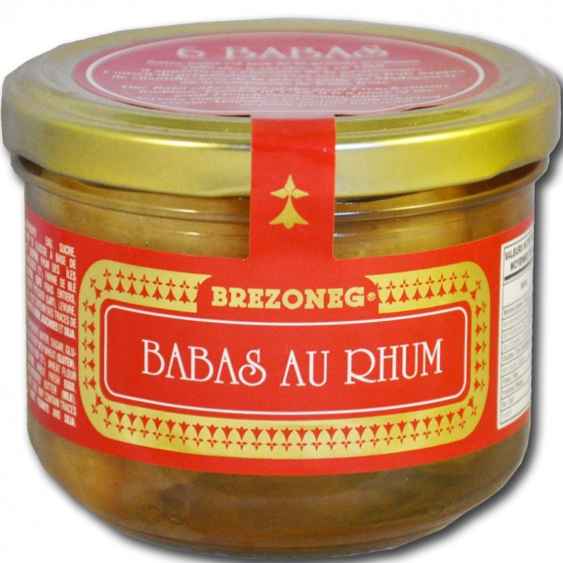 Ron Babas - delicatessen francés online