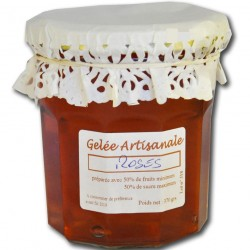 Rose jelly - Online French delicatessen