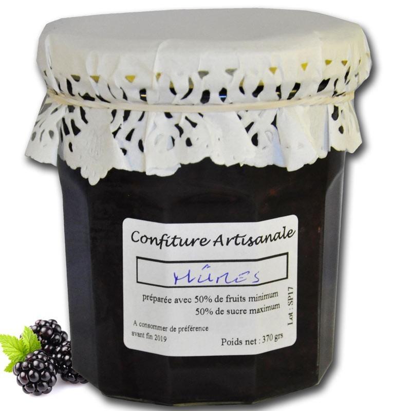 Blackberry-jam - Franse delicatessen online