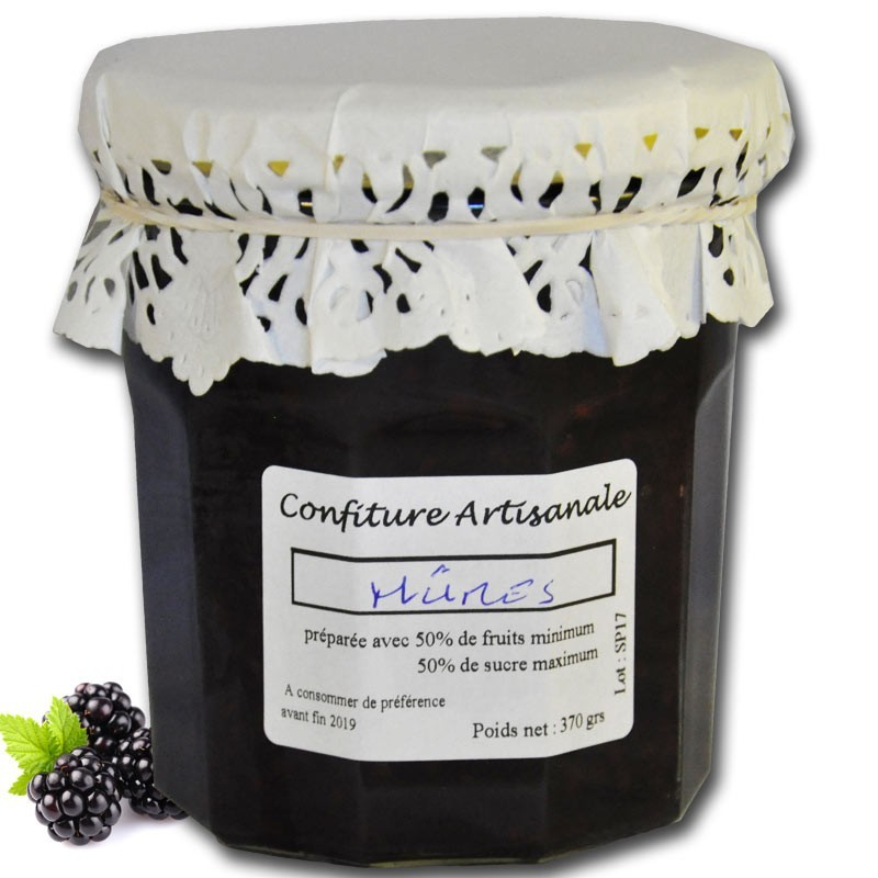 Ripe Fruit Jam - Online French delicatessen