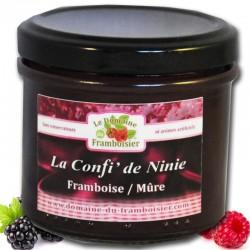 Petite Confiture Mure-Framboise