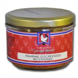 Crayfish terrine with cognac