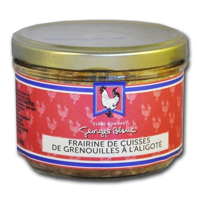 Terrina di cosce di rana - Gastronomia francese online