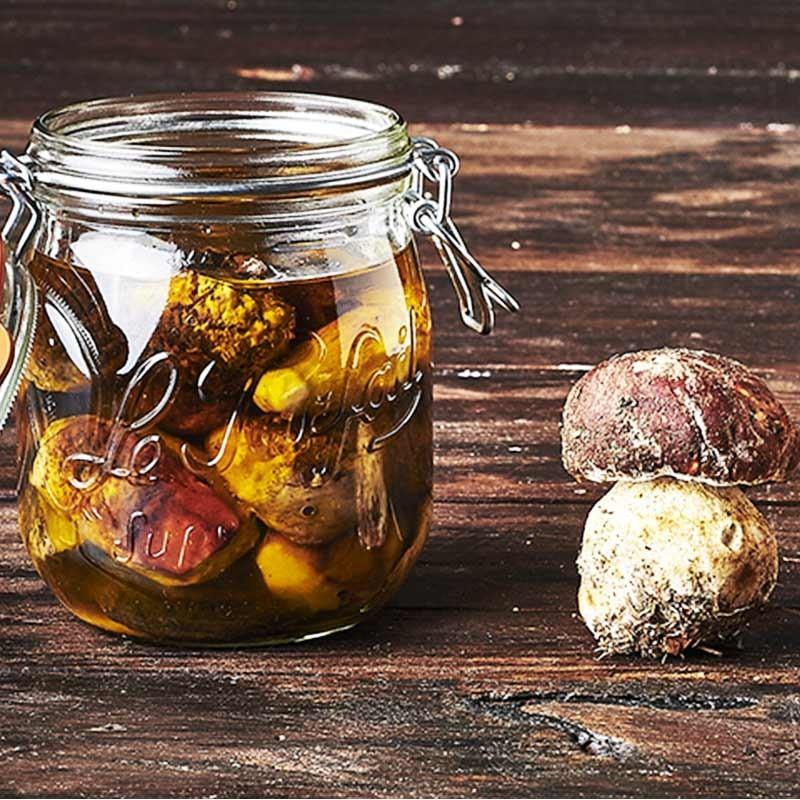 Funghi porcini in olio - Gastronomia francese online