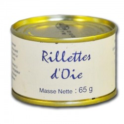 Goose Rillettes - Online French delicatessen