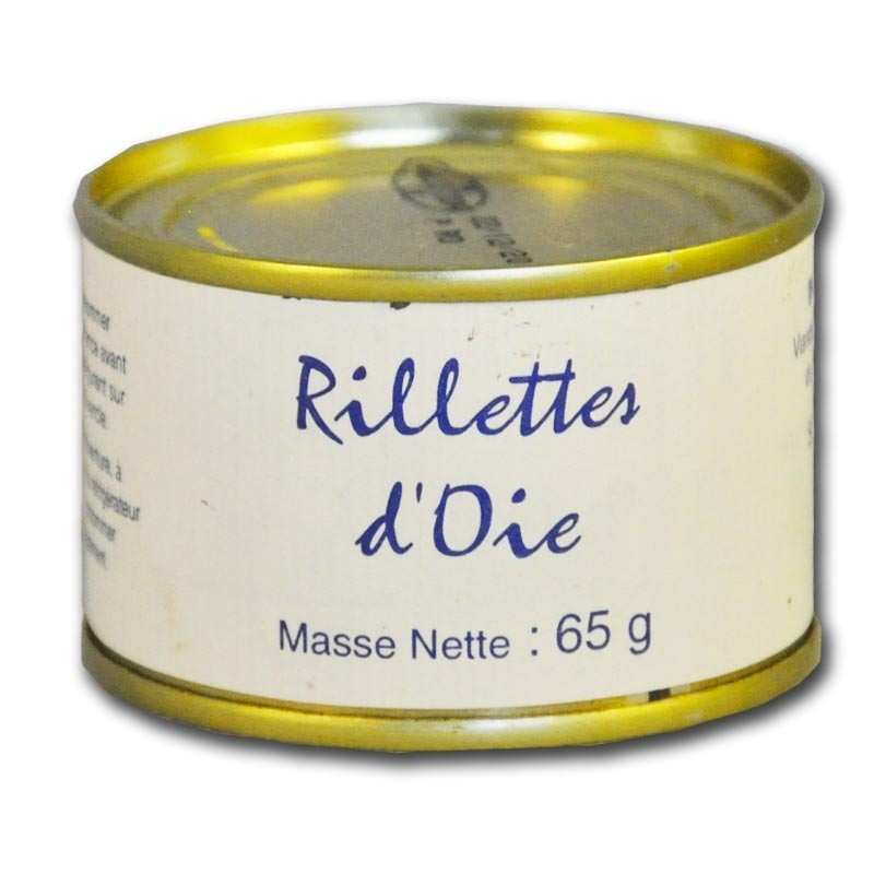 Rillettes de gallina