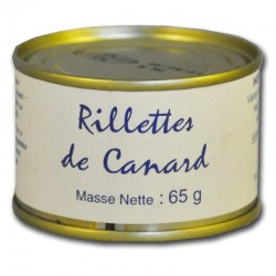 duck rillettes - Online French delicatessen