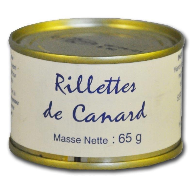 rillette di anatra - Gastronomia francese online