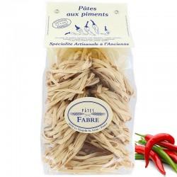 Pâtes aux Piments