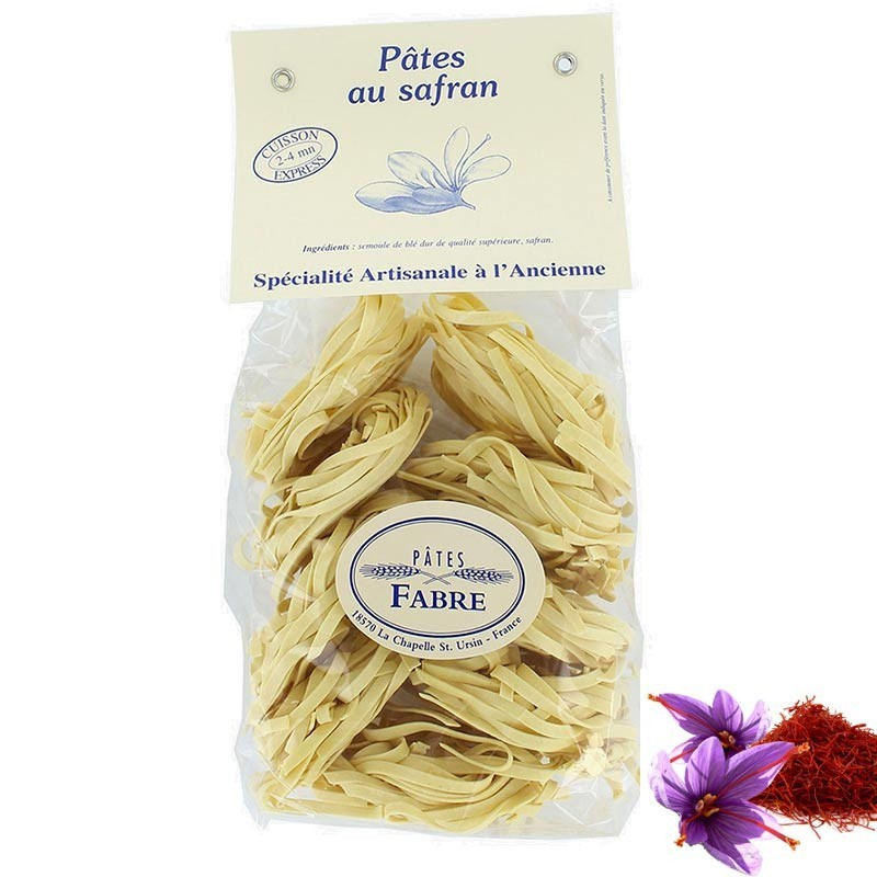 Saffron pasta - Online French delicatessen