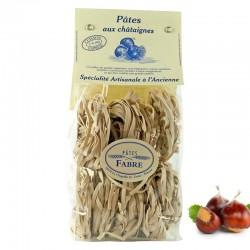 Pasta con le castagne - Gastronomia francese online