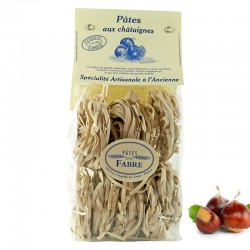 Pasta with chestnuts - Online French delicatessen