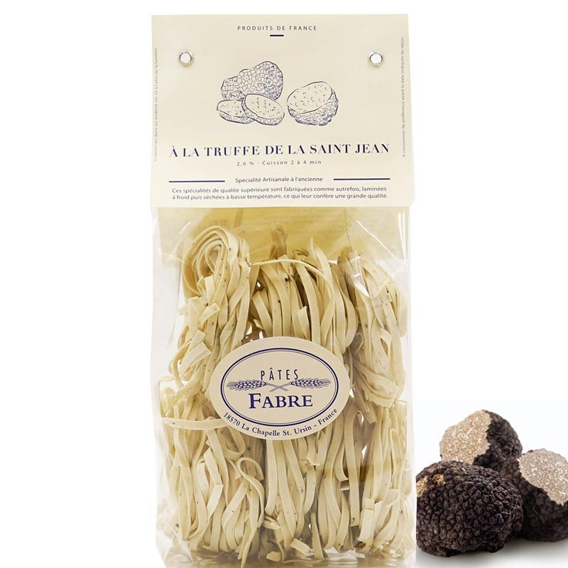 Pasta Con Trufas - delicatessen francés online