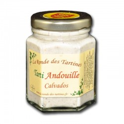 andouille and calvados cream - Online French delicatessen