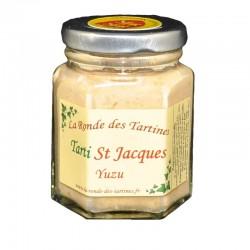 Tarti St Jacques - Yuzu