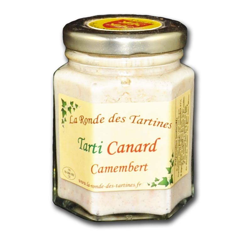 Tarti Ente und Camembert- Online französisches Feinkost