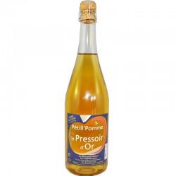 jugo de manzana espumoso - delicatessen francés online