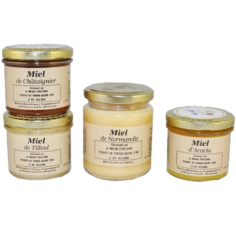Honey tasting - Online French delicatessen
