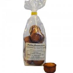 Financiers Caramel Beurre salé - épicerie fine en ligne