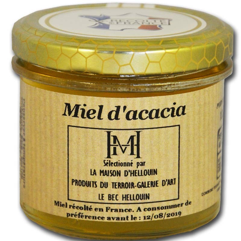 Miele di acacia - Gastronomia francese online