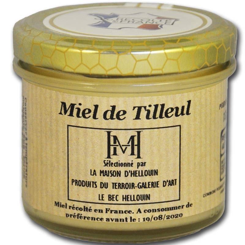 Miel de Tilleul - épicerie fine en ligne