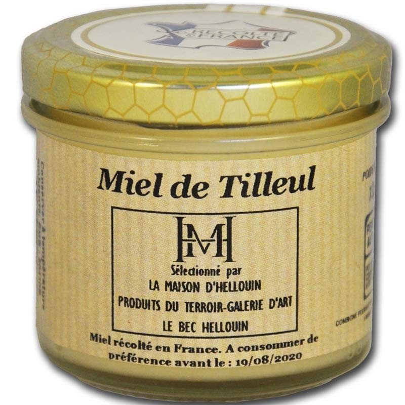 Miel de tilo - delicatessen francés online