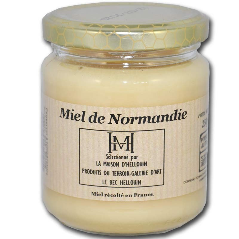 Honey from Normandy - Online French delicatessen