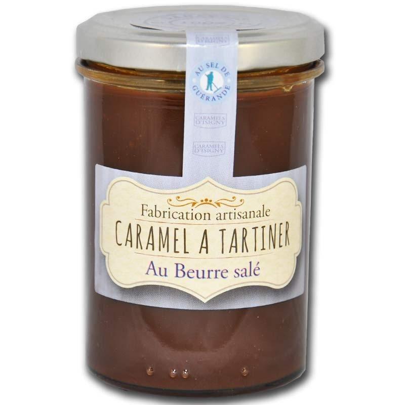 Caramel a tartiner - épicerie fine en ligne