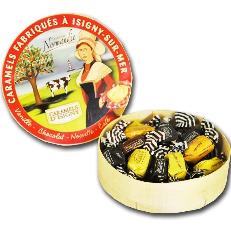Caramels d'Isigny - épicerie fine en ligne