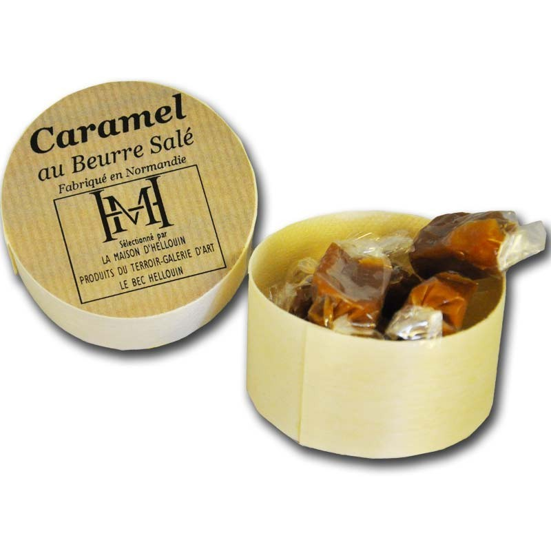 Boite de Caramels