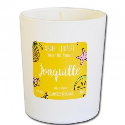 Daffodil scented candle
