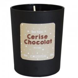 Bougie - Cerise Chocolat